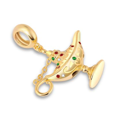 Aladdin Magic Lamp Pendant