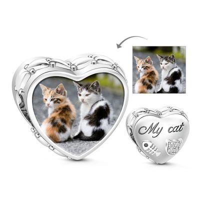 Cat Photo Charm