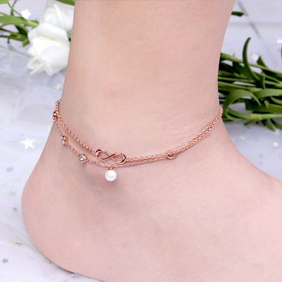 Love Anklet Lock