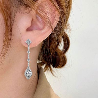 Magnificent Water Drop Earrings