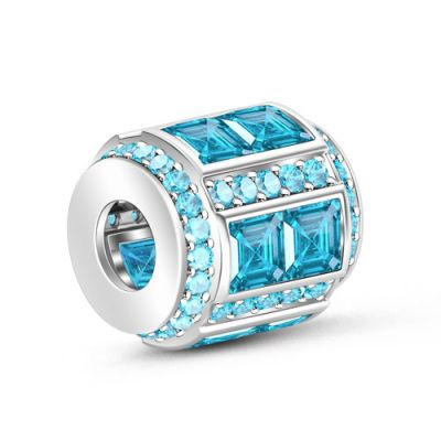 December Birthstone Blue Zircon