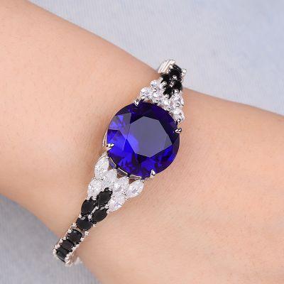 Sapphire Tennis Bracelet