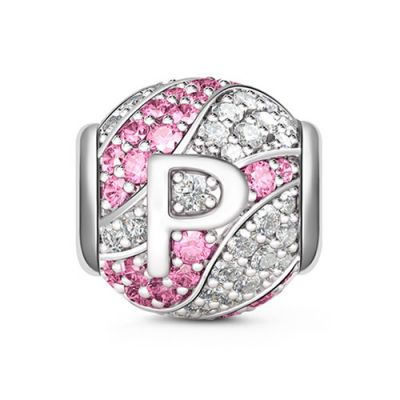 Letter P with Special Meaning for Special Person