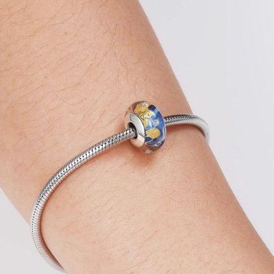 Ocean Murano Glass Charm
