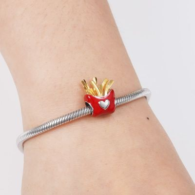 Delicious Chips Charm