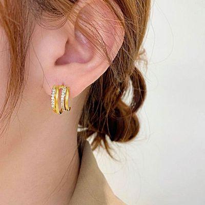 Multi-Layer Hoop Earrings
