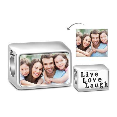 Live Love Laugh Charm