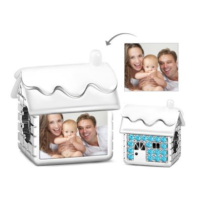 Sweet House Photo Charm