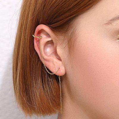 Tassel Ear Threaders