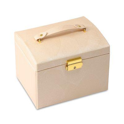 Luxury Three-layer Jewelry Box
