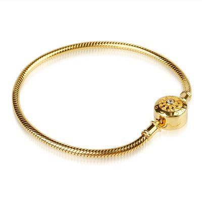 Bracelet 18K Gold Plated