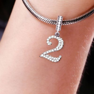 Number Two Pendant