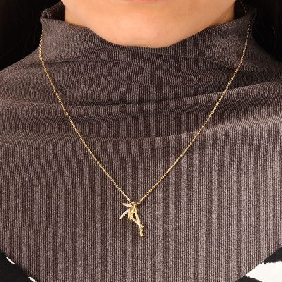 Bamboo Necklace