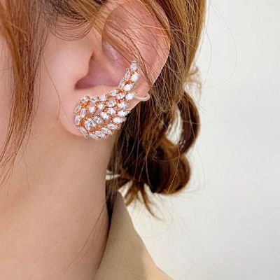 Temperament Wing Earrings