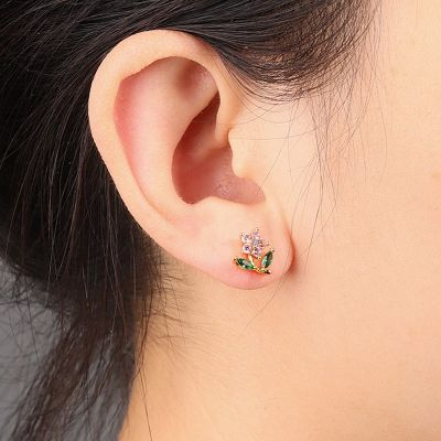 Wildflower Stud Earrings