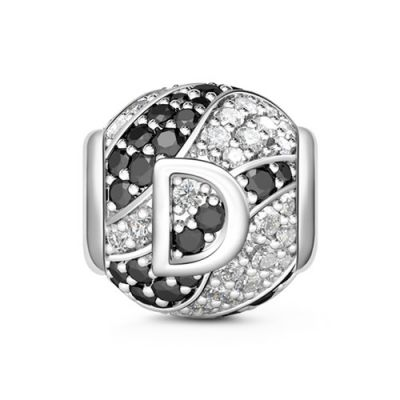 Letter D with Special Meaning for Special Person