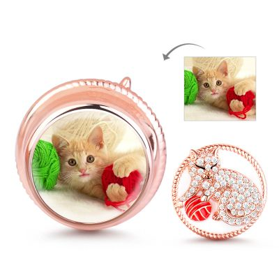 Kitty Photo Charm