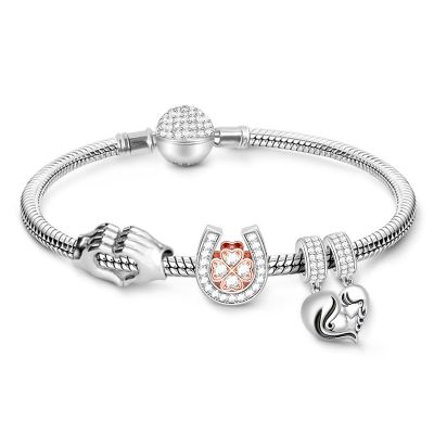 Mother's Day Charms Bracelet