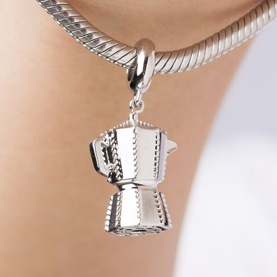 Coffee Pot Charm