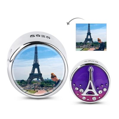 Eiffel Tower Photo Charm