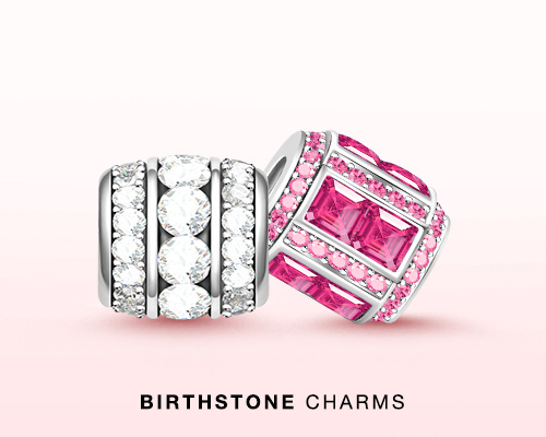 Birthstone Charms